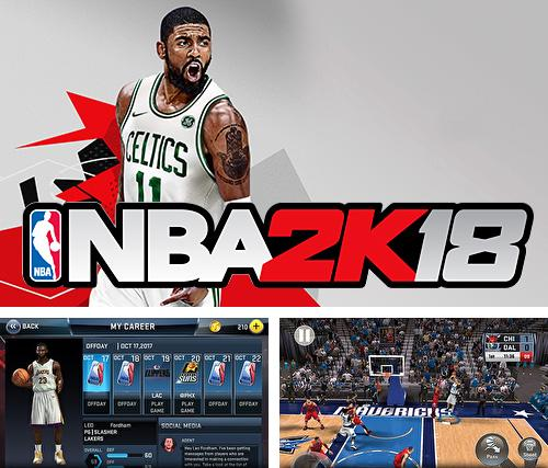 In addition to the game Su mon smash: Star coliseum for iPhone, iPad or iPod, you can also download NBA 2K18 for free.