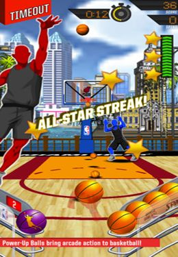 Игра NBA: King of the Court 2 для iPhone
