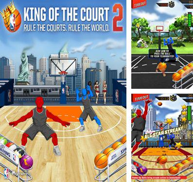 Alem do jogo Adagas para iPhone, iPad ou iPod, voce tambem pode baixar NBA: Rei do Corte 2, NBA: King of the Court 2 gratuitamente.