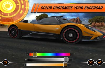 Kostenloser Download von Need for Speed: Hot Pursuit für iPhone, iPad und iPod.