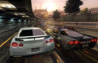 Download Need for Speed:  Most Wanted iPhone free game.