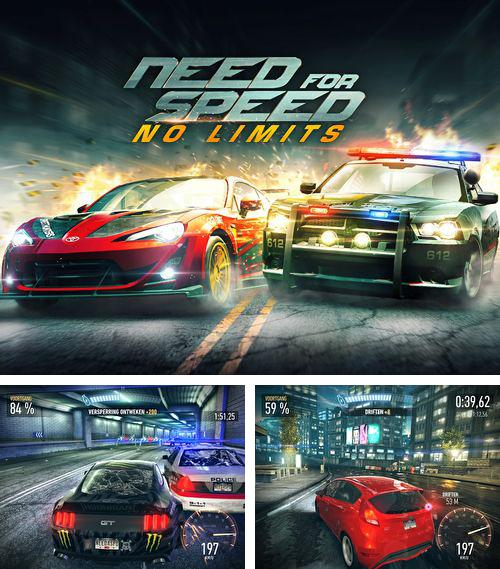In addition to the game The witcher: Adventure game for iPhone, iPad or iPod, you can also download Need for speed: No limits for free.