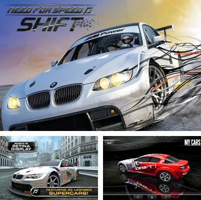 In addition to the game Rivals at War: 2084 for iPhone, iPad or iPod, you can also download Need for Speed Shift for free.