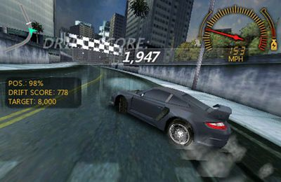 Kostenloses iPhone-Game Need For Speed Undercover herunterladen.