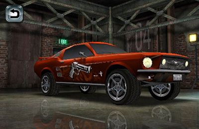 Kostenloser Download von Need For Speed Undercover für iPhone, iPad und iPod.