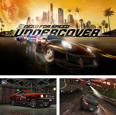 In addition to the game Grand Theft Auto: Chinatown Wars for iPhone, iPad or iPod, you can also download Need For Speed Undercover for free.