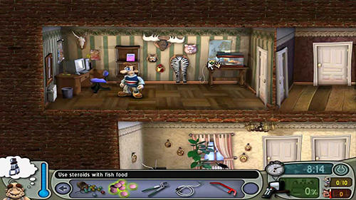 Écrans du jeu Neighbours from hell: Season 1 pour iPhone, iPad ou iPod.