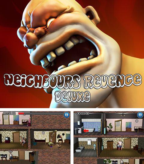 In addition to the game Dead on arrival for iPhone, iPad or iPod, you can also download Neighbours revenge: Deluxe for free.