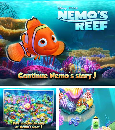 In addition to the game Tiny Legends: Heroes for iPhone, iPad or iPod, you can also download Nemo's Reef for free.