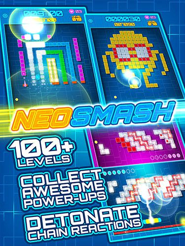 Free Neo arcade download for iPhone, iPad and iPod.