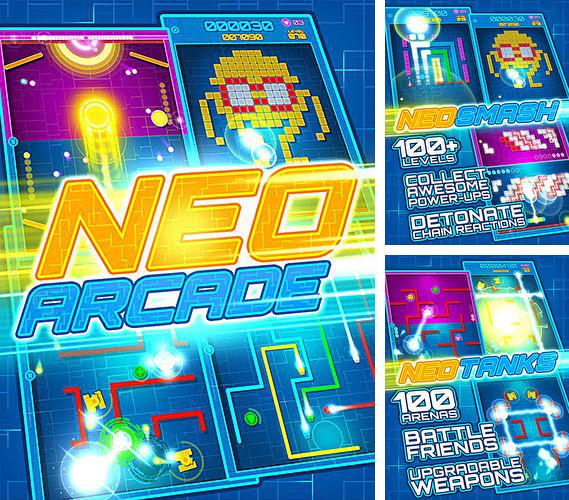 In addition to the game Angry Birds Star Wars for iPhone, iPad or iPod, you can also download Neo arcade for free.