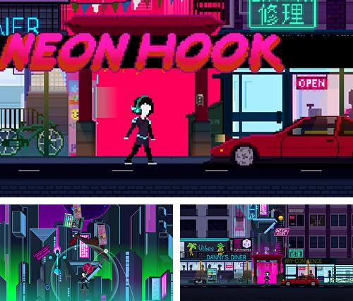 In addition to the game Clear Vision 2 for iPhone, iPad or iPod, you can also download Neon hook for free.