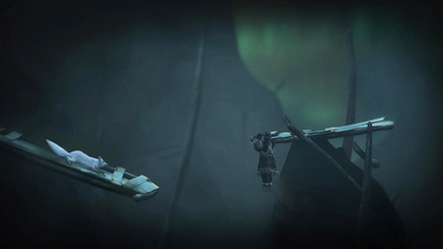 Écrans du jeu Never alone pour iPhone, iPad ou iPod.