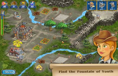 Capturas de pantalla del juego New Yankee in King Arthur's Court HD para iPhone, iPad o iPod.