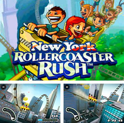 In addition to the game Angry bomb 2 for iPhone, iPad or iPod, you can also download New York 3D Rollercoaster Rush for free.