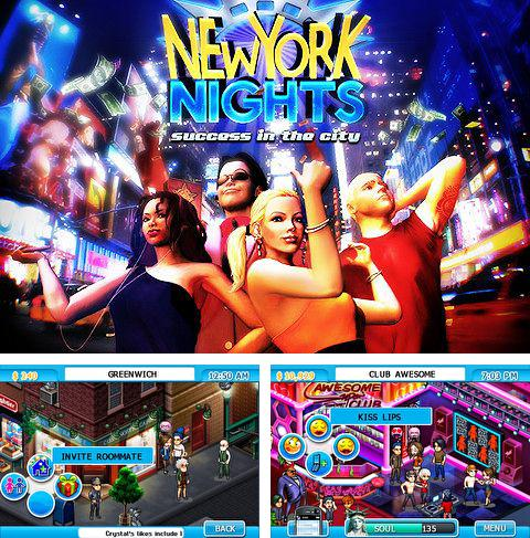 Baixe o jogo New York nights: Success in the city para iPhone gratuitamente.