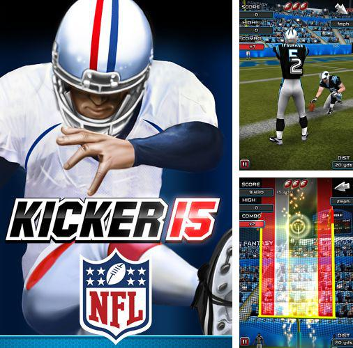 Download NFL Kicker 15 iPhone free game.
