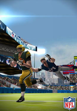 Free NFL Quarterback 13 download for iPhone, iPad and iPod.