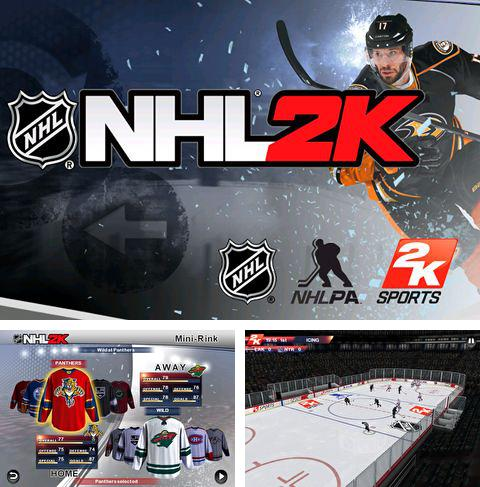 In addition to the game Pigs In Trees for iPhone, iPad or iPod, you can also download NHL 2K for free.