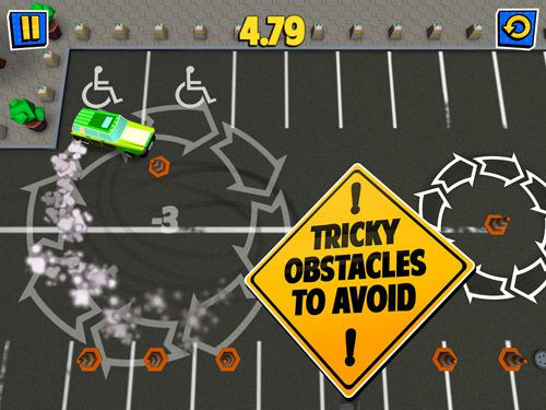 Download Nifty drifty iPhone free game.
