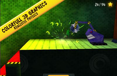 Capturas de pantalla del juego Night Flight para iPhone, iPad o iPod.