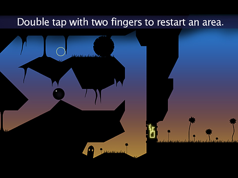 Download Night sky iPhone free game.