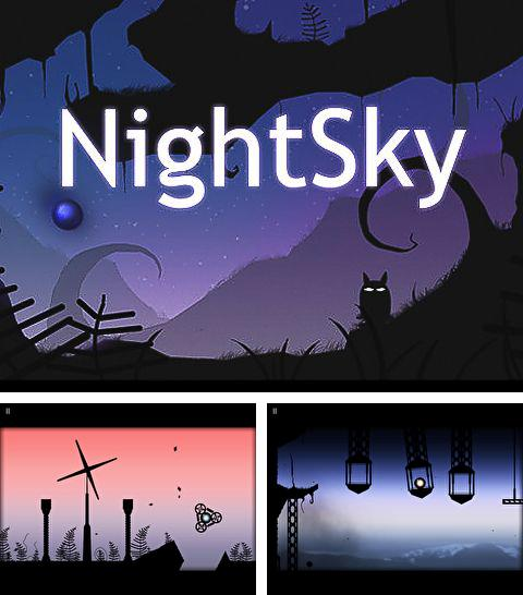 In addition to the game Fibble for iPhone, iPad or iPod, you can also download Night sky for free.