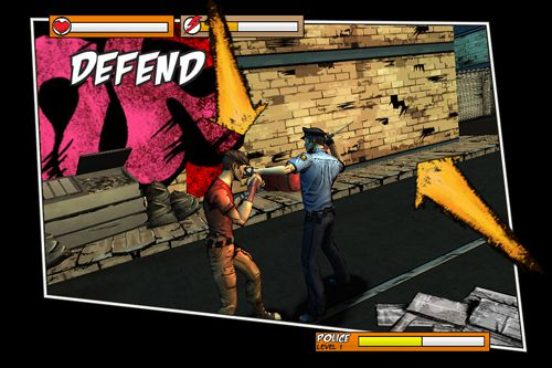 Screenshots of the Night vigilante game for iPhone, iPad or iPod.