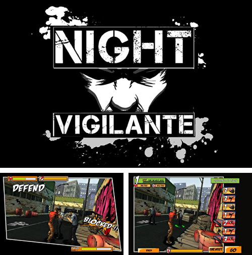 In addition to the game Frogger Decades for iPhone, iPad or iPod, you can also download Night vigilante for free.