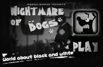 Nightmare of dogs