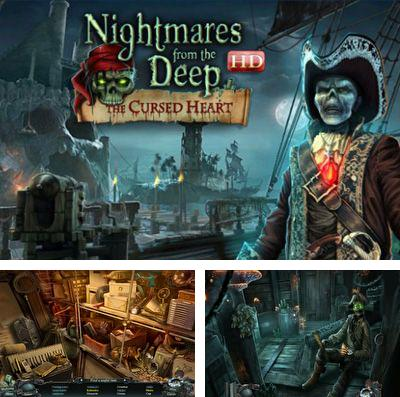 En plus du jeu Le Coureur Cosmique pour iPhone, iPad ou iPod, vous pouvez aussi télécharger gratuitement Les Cauchemars des Profondeurs Marines: Le Coeur Maudit. L'Edition de Collection., Nightmares from the Deep: The Cursed Heart Collector's Edition.