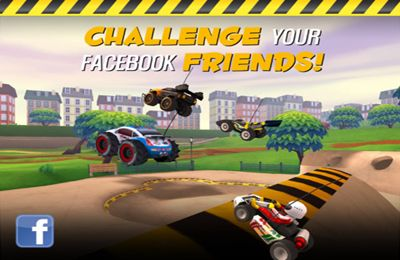 Descarga gratuita de Nikko RC Racer para iPhone, iPad y iPod.
