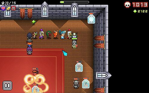 Free Nimble quest download for iPhone, iPad and iPod.