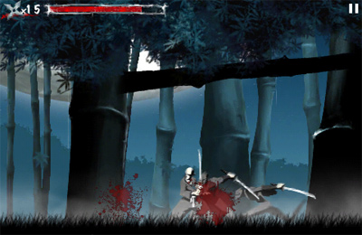 Download Ninja Assassin iPhone free game.