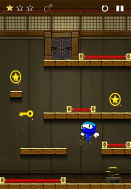 Screenshots of the Ninja Boy game for iPhone, iPad or iPod.