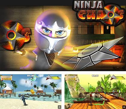 In addition to the game Armageddon for iPhone, iPad or iPod, you can also download Ninja Chaos for free.
