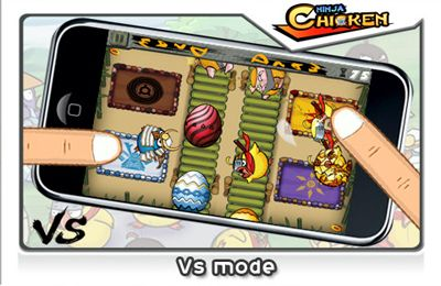 Download Ninja Chicken iPhone free game.