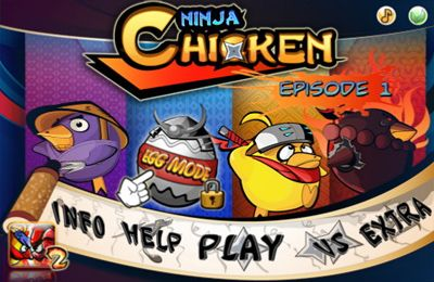 Ninja Chicken 3: The Runner