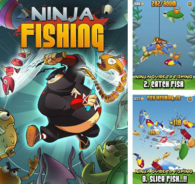 In addition to the game Alien tribe 2 for iPhone, iPad or iPod, you can also download Ninja Fishing for free.