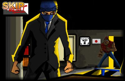 Screenshots do jogo Ninja Junk Punch para iPhone, iPad ou iPod.