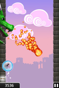 Download NinJump Deluxe iPhone free game.