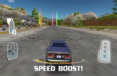 Free Nitro Racing Highways download for iPhone, iPad and iPod.