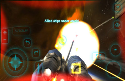 Screenshots of the No Gravity game for iPhone, iPad or iPod.