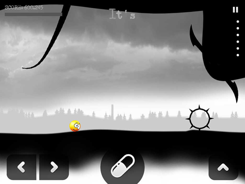Download Noir run iPhone free game.