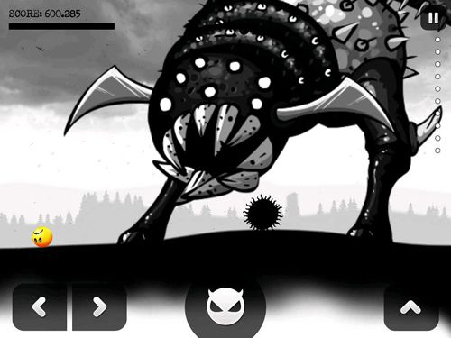 Free Noir run download for iPhone, iPad and iPod.