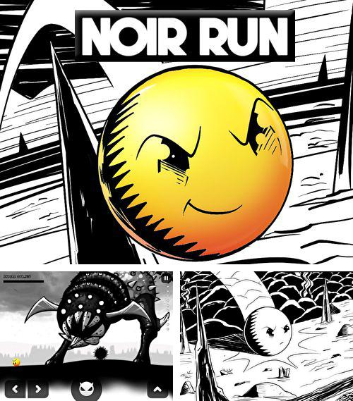 In addition to the game Mushroom War for iPhone, iPad or iPod, you can also download Noir run for free.