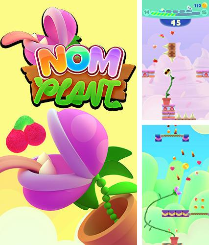 In addition to the game Pix kill for iPhone, iPad or iPod, you can also download Nom plant for free.
