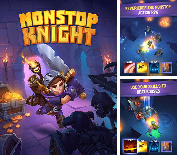In addition to the game Baseball apocalypse for iPhone, iPad or iPod, you can also download Nonstop knight for free.