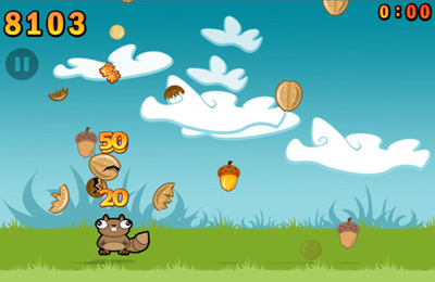 Download Noogra Nuts iPhone free game.