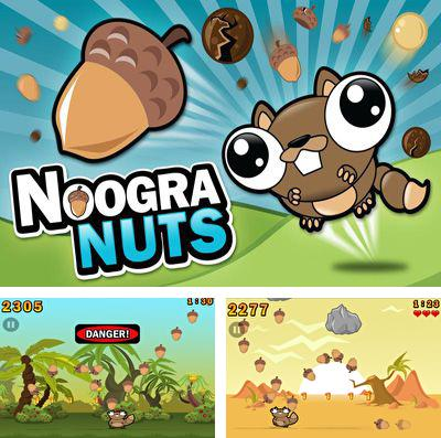 In addition to the game Zombie Carnaval for iPhone, iPad or iPod, you can also download Noogra Nuts for free.